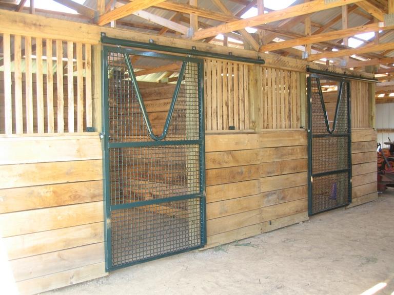 4-Stall Barn